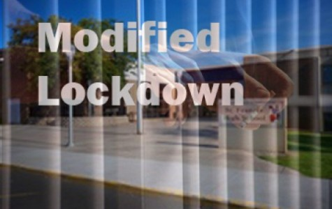 Modified lock down - one arrest at SFHS