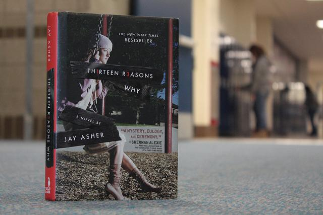 Book Review 13 Reasons Why I Love This Book The Sfhs Crier