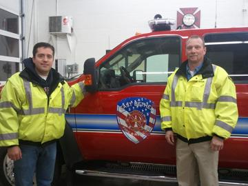 East Bethel Fire Department cautions winter drivers