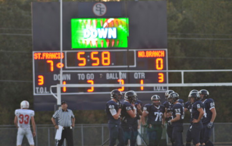 New scoreboard scores big with players and fans