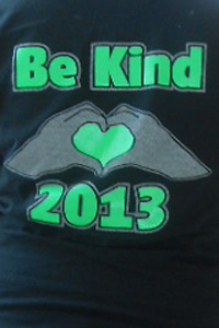 The design for the 2012-13 Senior Summit shirts.
