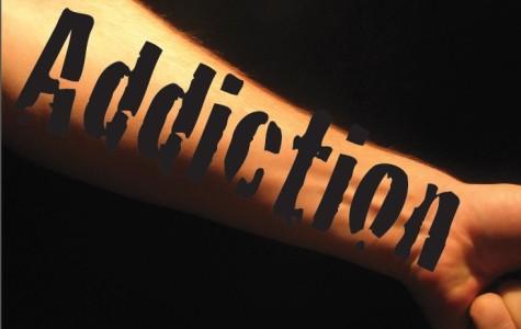 Shining a light on addiction