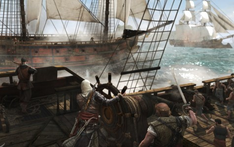 Assassins Creed 4: Black Flag brings the pirate's life into view