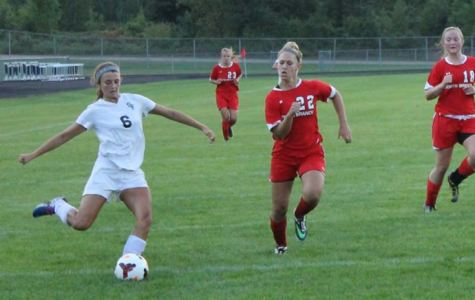 Girls Soccer beats North Branch