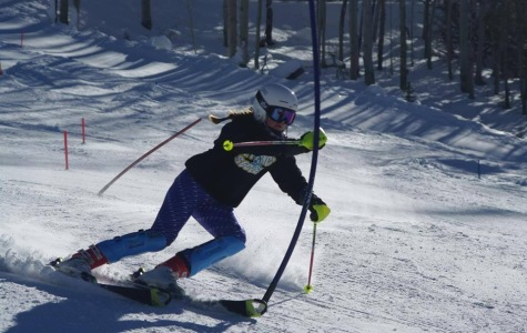 Sophomore skis her way to victory