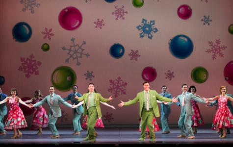 """""""Irving Berlin's White Christmas"""" at the Orpheum Theatre: Christmas with a side of cheese, please."""