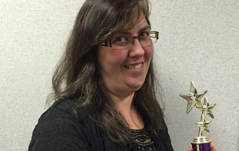 New coach found her voice on speech team