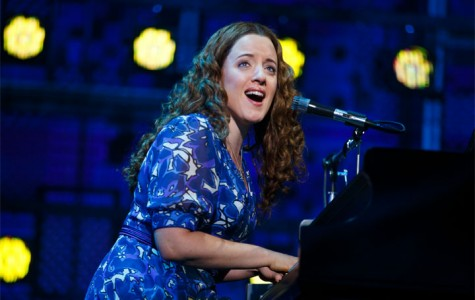 Abby  Mueller is beautiful as Carole King in the Tony and Grammy-Award winning musical  now showing at The Orpheum as part of the Hennepin Theatre Trust's Broadway Tour season.