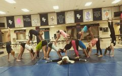 Stretching can help unfocused students get back on track