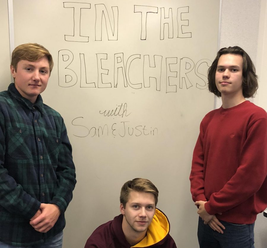 In The Bleachers Podcast #5