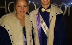 Homecoming Royalty revealed at homecoming dance
