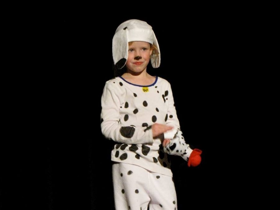 Ruby Schroeder has been doing theatre since the summer before second grade when she played a puppy in 101 Dalmatians.