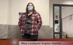 English Teacher Mary Lundquist talks about parent/teacher conferences for fall.