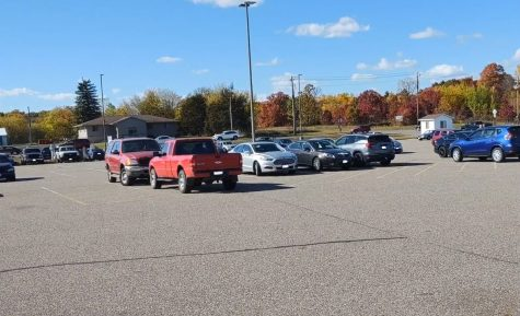 St.Francis Parking