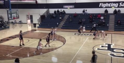 Girls Basketball shares appreciation for teachers