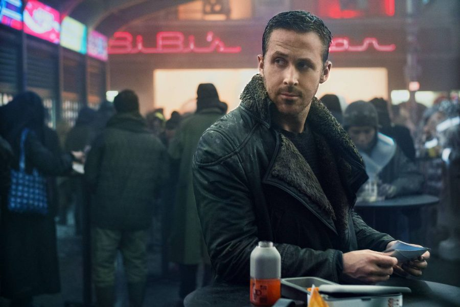 Spencer's Movie Review: Blade Runner 2049 (2017)